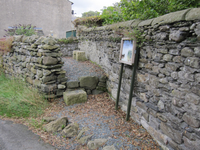Stainforth pinfold or piggery