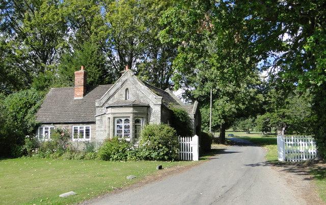 Lodge, Garnons