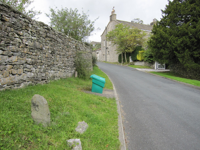 The remains of Stainforth stocks