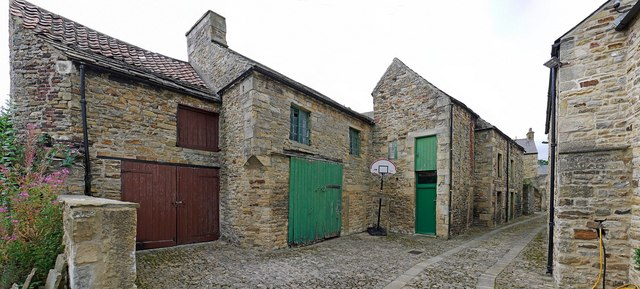 Former Methodist Chapel, 'Meeting House Lane', Wolsingham