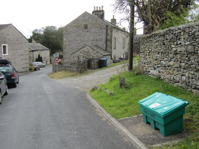 Stainforth and the old stocks