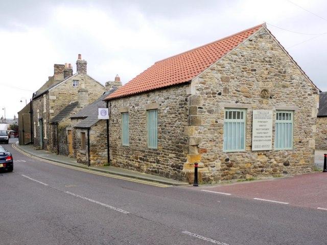 Former Blacksmith's Shop, Front Street