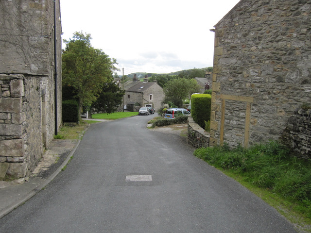 Goat Lane into Stainforth