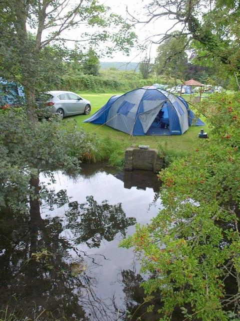 Campsite, Cheddar