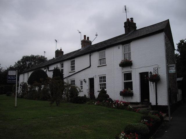 Terraced cottages, Studham