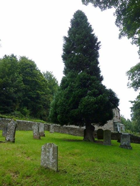 Low Row URC, Graveyard