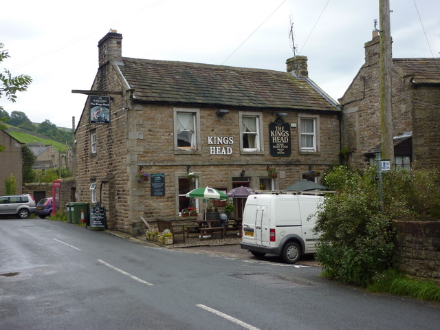 The Kings Head, Gunnerside