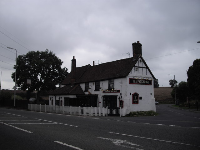 The Packhorse, near Kensworth