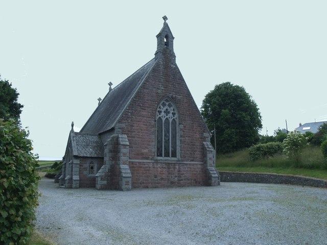 Auchencairn Church