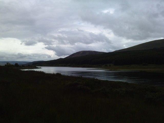 Gala Lane meets Loch Doon