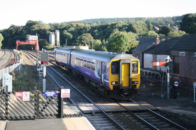 Hexham Railway Station