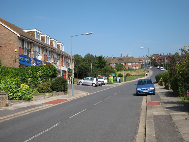 Shops on Hangleton Way