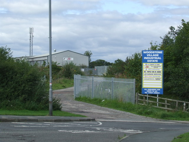 Woodstone Village Industrial Estate, near Fencehouses