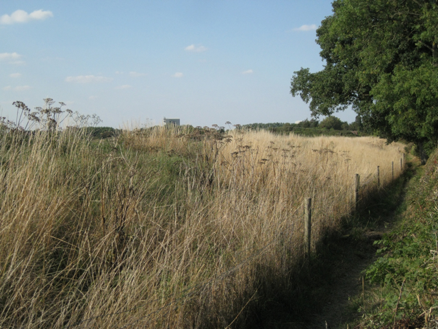 Diverted footpath to Cornets End