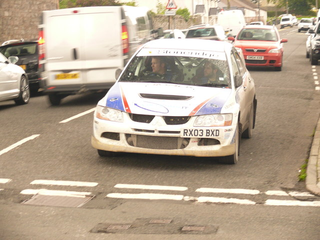 Finishing the Merrick Stages 2011