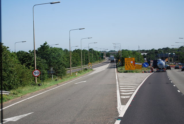 A282, junction 31