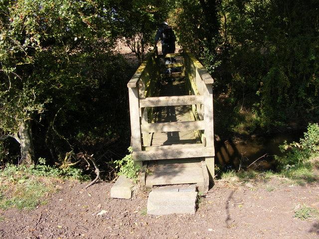 Moor End Footbridge