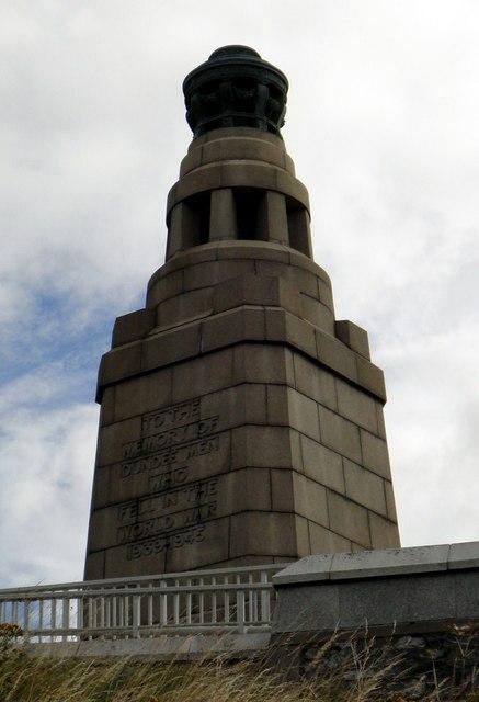 War Memorial, Dundee Law