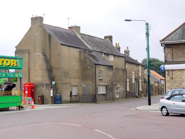 Former Queen's Head public house, Front Street