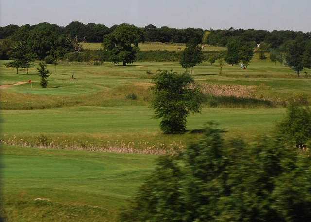 The Priors Golf Club