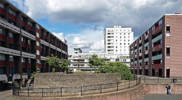 Golden Lane Estate, Goswell Road (3)