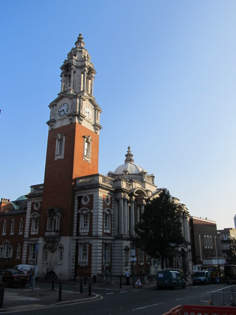 Town Hall, Woolwich