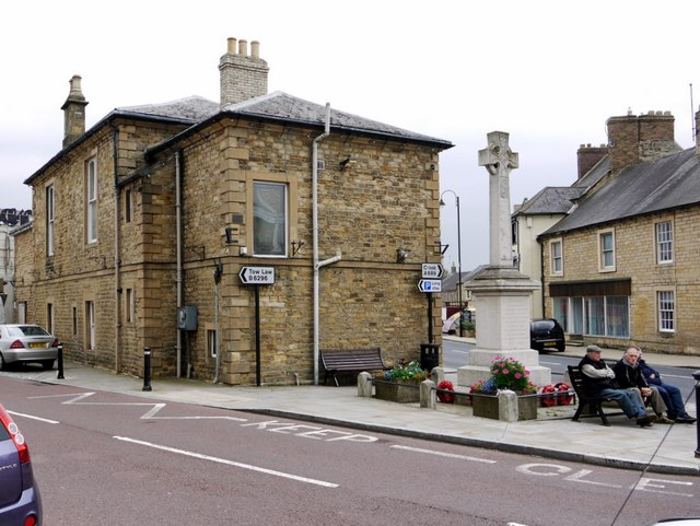 Town Hall, Market Place, Wolsingham