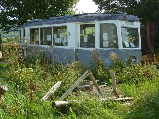 Brighton Tramcar at Great Barn Farm