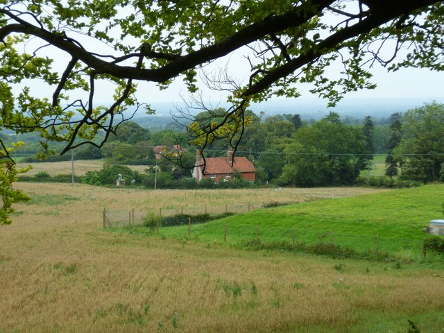 View to Malthouse Cottage