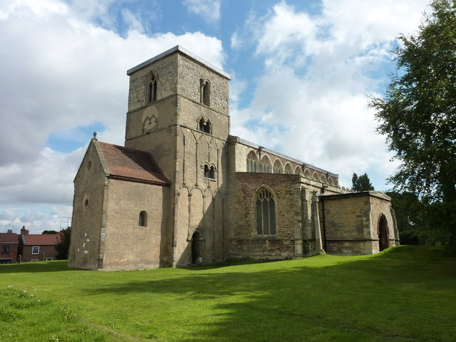 Church of St. Peter, Barton-upon-Humber