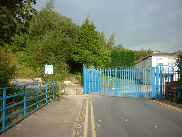 A path off Collyhurst Road