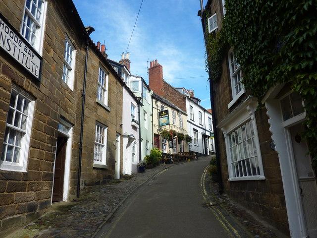 King Street, Robin Hood's Bay