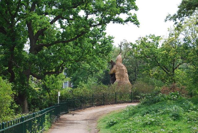 Dinosaur! Crystal Palace Park