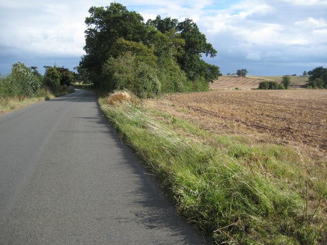Road to Kinnersley