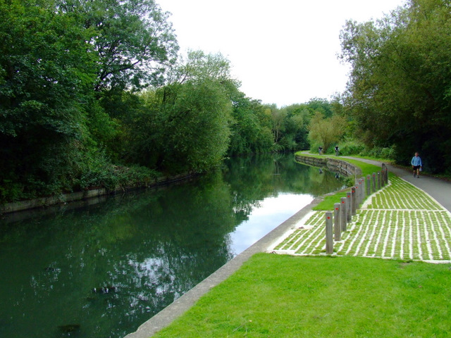 The River Brent