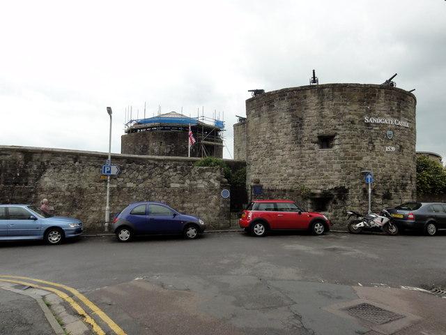 Sandgate, Castle Road