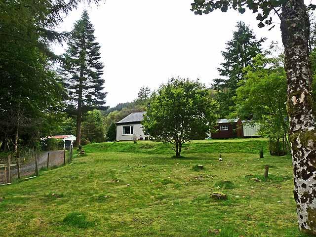 Cottage at Tobar Beag