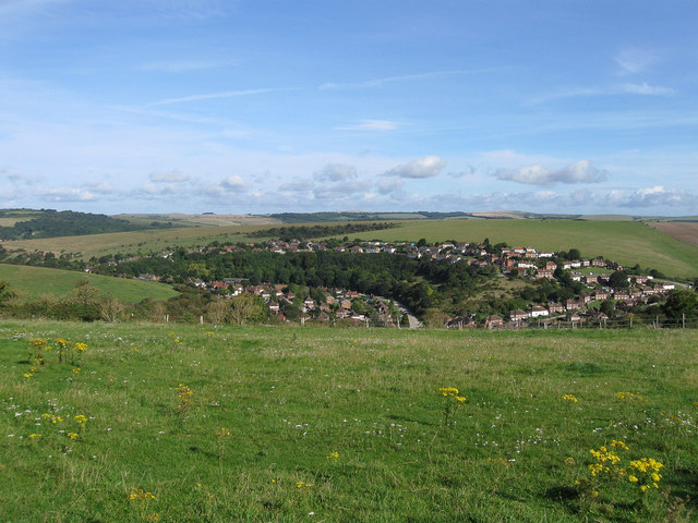 Looking Down on Bevendean