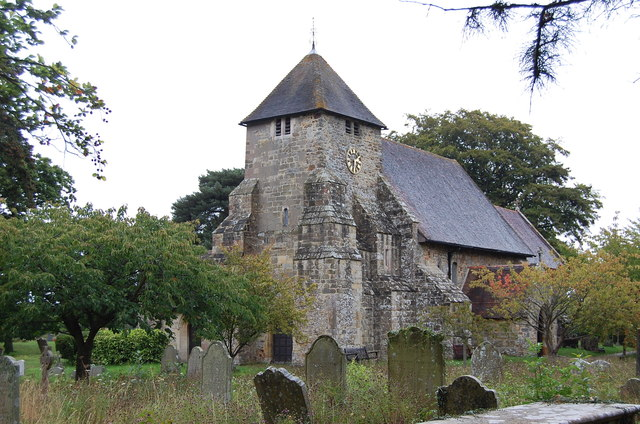 St John the Baptist Church, Westfield