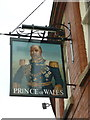 SJ8299 : The Prince of Wales on Camp Street, Broughton by Ian S
