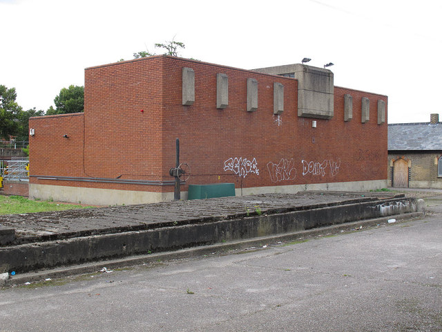 Wandle Pumping Station