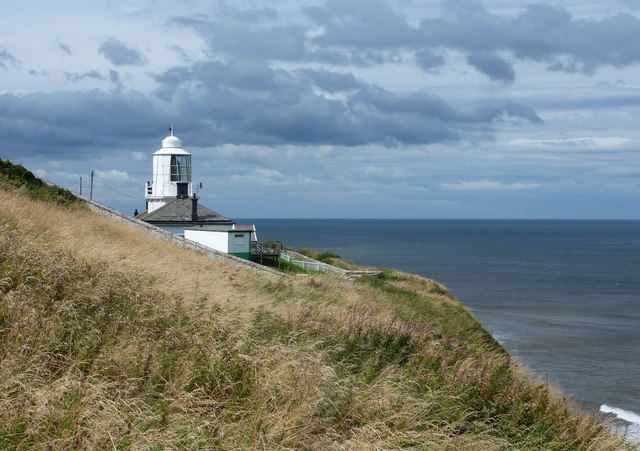 South Whitby Lighthouse at Whitestone Point