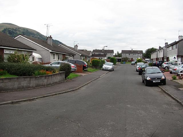Viewfield Drive, Alva
