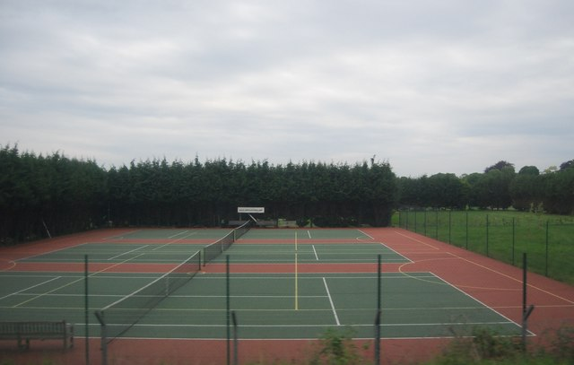 Tennis Court, Quintin Hogg Memorial Ground, Grove Park