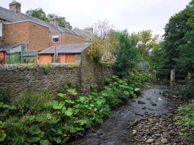 Waskerley Beck, Wolsingham