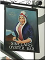 SJ8398 : Sinclairs Oyster Bar by Ian S