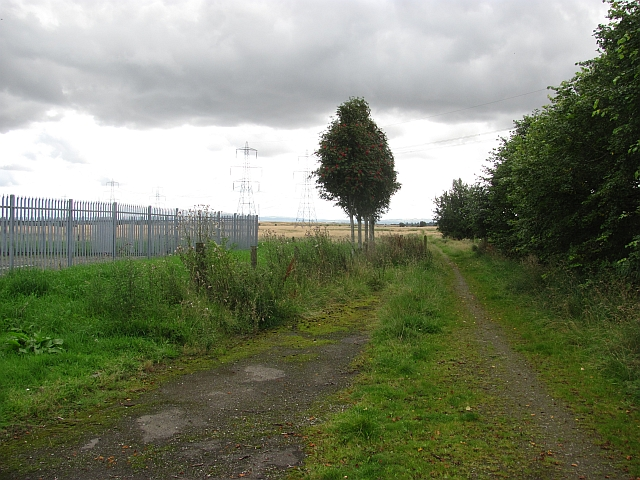 Path, Alloa