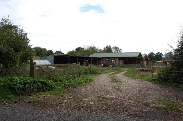 Valley Farm, Wittersham Road
