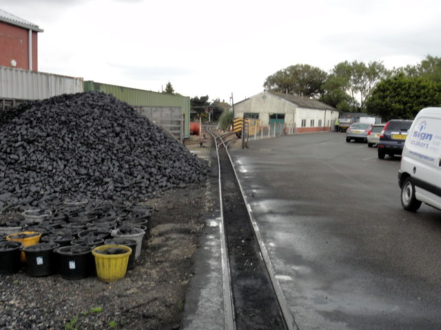New Romney, RH&DR Station Car Park