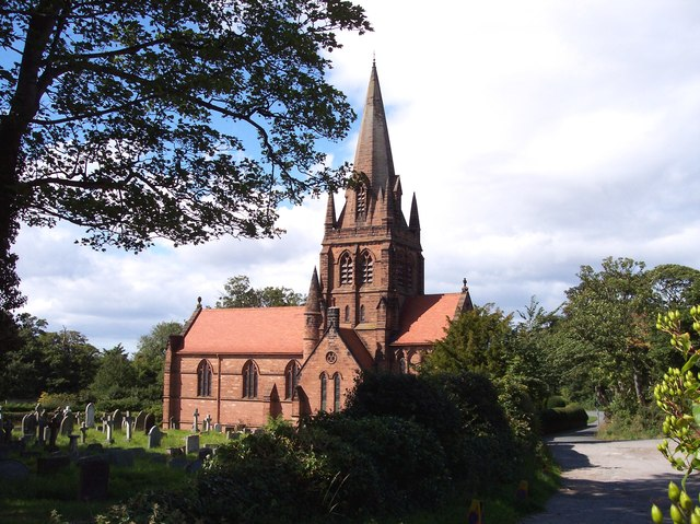 St. Bartholomew's Church at Thurstaston